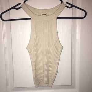 Garage Knit Ribbed Tank Top